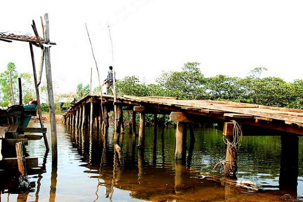 Cua Can Wooden Bridges 2