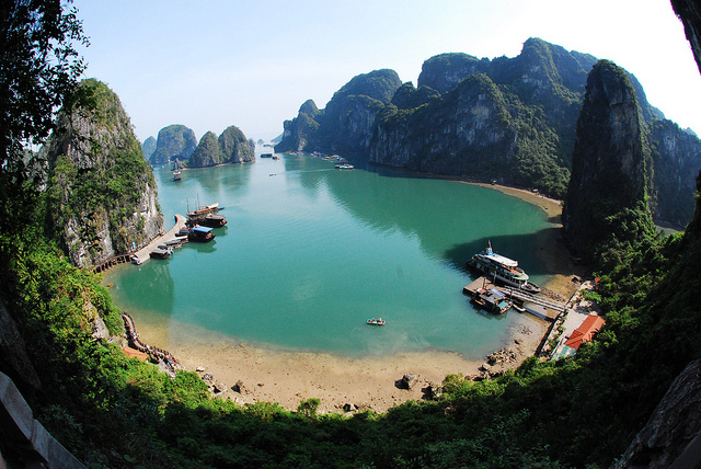 Get you vacation planned to the beautiful Cat Ba Island